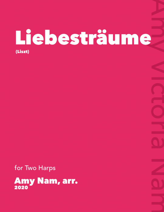 Cover for Liebesträume