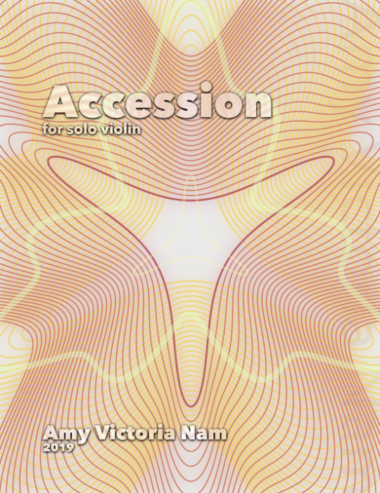Cover for Accession