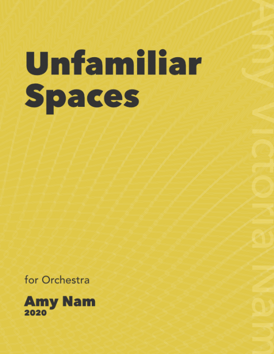 Cover for Unfamiliar Spaces