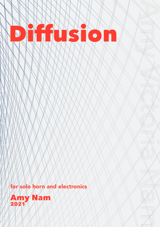 Cover for Diffusion