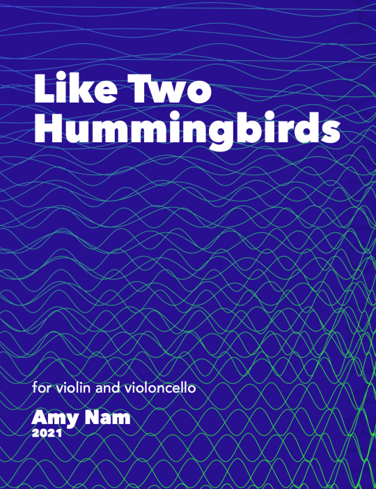 Cover for Like Two Hummingbirds